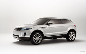 Land Rover, LRX, Voiture, Machinerie, voitures