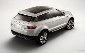 Land Rover, LRX, авто, машины, автомобили