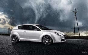 Alfa Romeo, MiTo, Auto, macchinario, auto