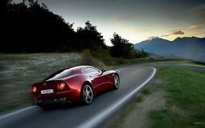 Alfa Romeo, MiTo, auto, Machines, Cars