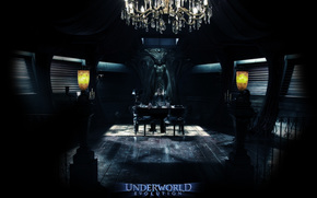 Underworld 2: Evolution, Underworld: Evolution, pelcula, pelcula