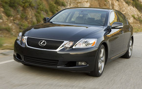 Lexus, GS, Auto, macchinario, auto