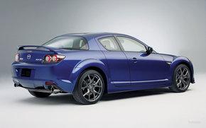 Mazda, RX-8, авто, машины, автомобили