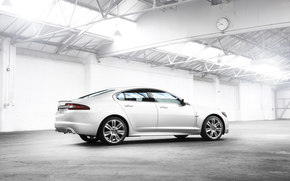 Jaguar, XF, auto, Machines, Cars