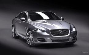 Jaguar, XJ, авто, машины, автомобили