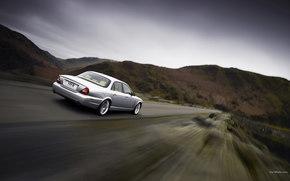Jaguar, XJ, Auto, Maschinen, Autos