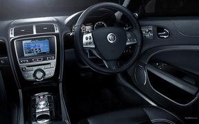 Jaguar, XK, Carro, maquinaria, carros