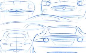 Giaguaro, XK, Auto, macchinario, auto