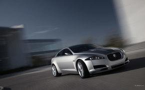 Jaguar, C-XF, авто, машины, автомобили