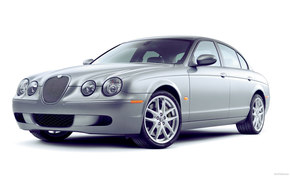 Jaguar, S-Type, Voiture, Machinerie, voitures