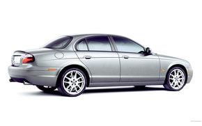 Jaguar, S-Type, auto, Machines, Cars