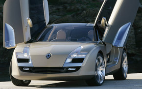 Renault, Altica, авто, машины, автомобили