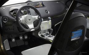Renault, Clio, auto, Machines, Cars