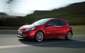 Renault, Clio, Auto, macchinario, auto
