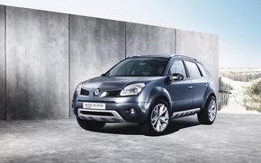 Renault, Koleos, авто, машины, автомобили