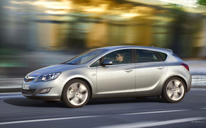 Opel, Astra, auto, Machines, Cars