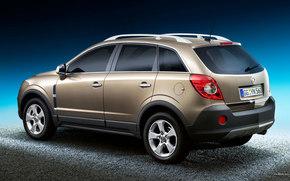 Opel, Antara, Auto, macchinario, auto