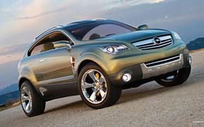 Opel, Antara, Coche, Maquinaria, coches