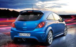 Opel, Corsa, Coche, Maquinaria, coches