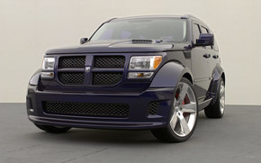 Dodge, Nitro, auto, Machines, Cars