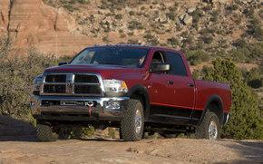 Dodge, Ram, auto, Machines, Cars