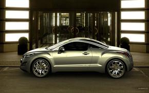 Peugeot, 308, Voiture, Machinerie, voitures