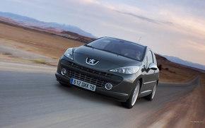 Peugeot, 207, Coche, Maquinaria, coches