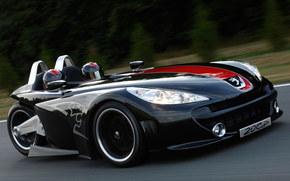 Peugeot, 20Cup, Coche, Maquinaria, coches