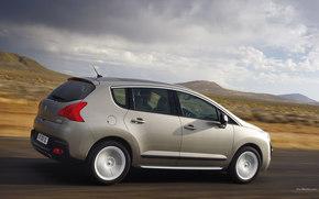 Peugeot, 3008, Auto, macchinario, auto