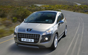 Peugeot, 3008, auto, Machines, Cars