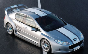 Peugeot, 407, Coche, Maquinaria, coches