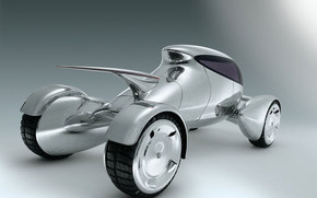 Peugeot, Moonster, auto, Machines, Cars