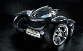 Peugeot, Quark, auto, Machines, Cars