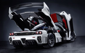 Ferrari, Enzo, авто, машины, автомобили