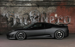 Ferrari, F430, auto, Machines, Cars