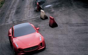 Ferrari, GG50, Coche, Maquinaria, coches