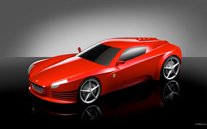 Ferrari, Concepts of the Myth, auto, Machines, Cars