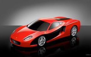 Ferrari, Concepts du mythe, Voiture, Machinerie, voitures