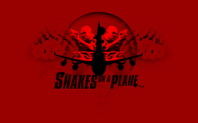 Serpientes en el avin, Serpientes en el avin, pelcula, pelcula