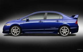Honda, Civic, авто, машины, автомобили
