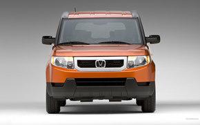 Honda, Element, Samochd, maszyny, samochody