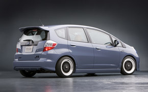 Honda, Fit, auto, Machines, Cars