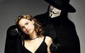 «V» Vendetta, V de Vendetta, pelcula, pelcula