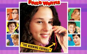 Como no son gusanos fritos, How to Eat Fried Worms, pelcula, pelcula