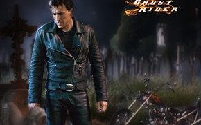 Призрачный гонщик, Ghost Rider, фильм, кино