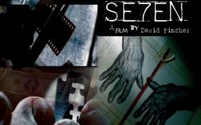 Семь, Se7en, фильм, кино