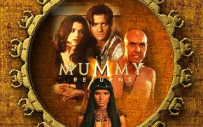 The Mummy Returns, The Mummy Returns, film, film